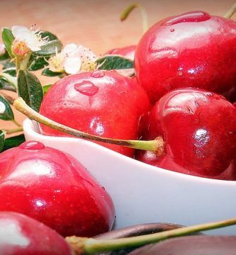 Vitamina A Cerezas